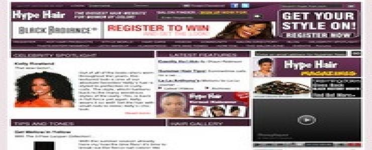 Hype Hair Magazine Online