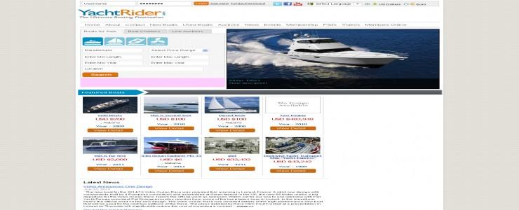 Yacht Rider